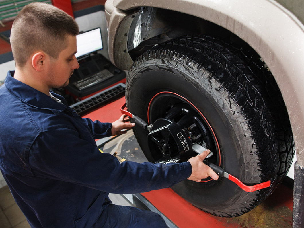 4 benefits of a wheel alignment